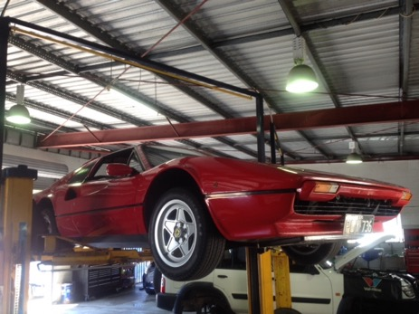 Classic Custom Car Servicing and Repairs - Andrews High Tech Automotive