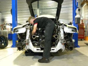 Audi Engine Repair Mechanic - Sunshine Coast